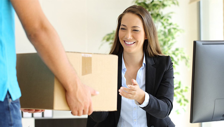 AmberLina Courier Logistics Services - Express Courier Delivery - Courier Delivery Services 470px